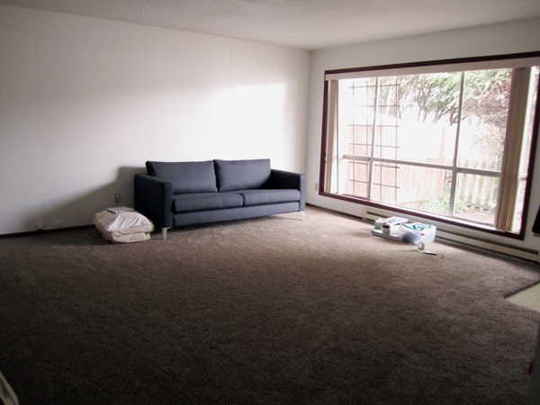 High Quality Chandler Really Liked The Idea Of A Sectional From The Beginning, And Since  Thereu0027s Clearly Room For It, Day 10 Found Us Going Back To IKEA To Purchase  A ...