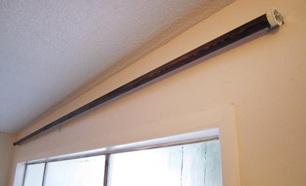 Curtains Ideas ceiling mount curtain brackets home depot : January   2011   Manhattan Nest