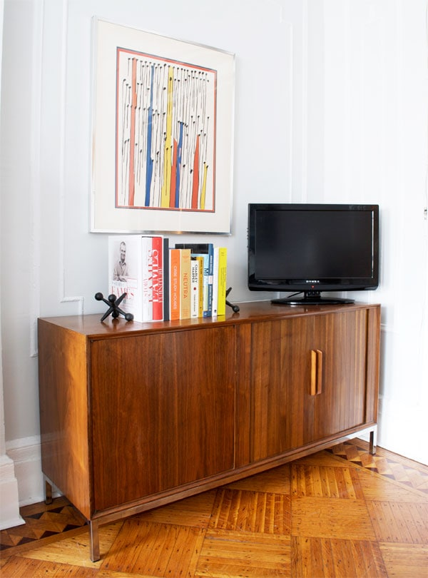look at that credenza take it in