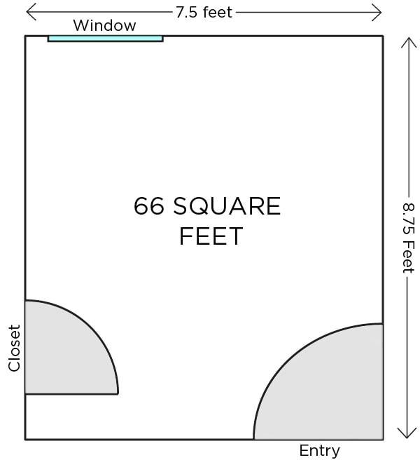 Max 39 s room floor plan Basic room planner