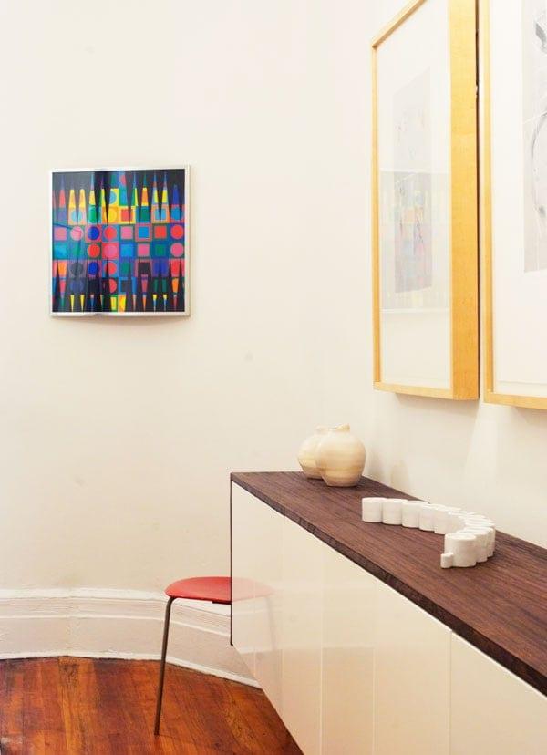 Apartment Hallway by Manhattan-Nest.com