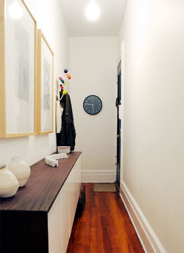 Narrow Foyer Near Me : Art manhattan nest