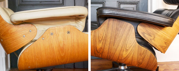 Real Vs Fake The Eames Lounge Manhattan Nest