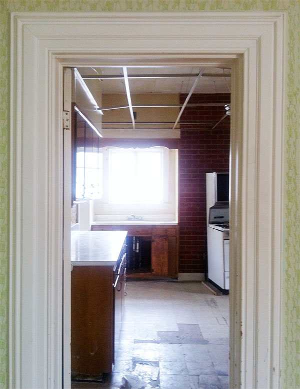 kitchendoor