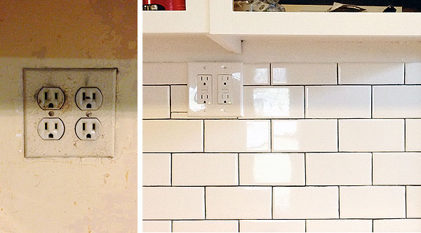 Kitchen Outlets Home Design Ideas and Pictures – Kitchen Receptacle Wiring