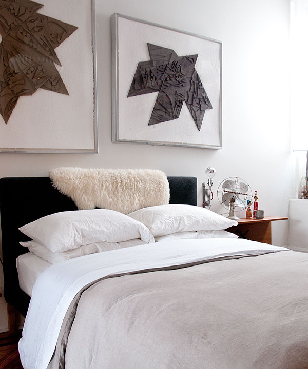 Before And After Merging Two Rooms Has Created A Super: Manhattan Nest
