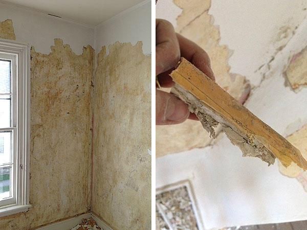 how to fix cracks in walls before painting