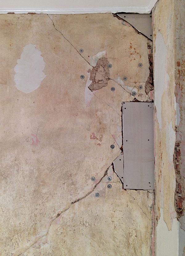 plasterduring