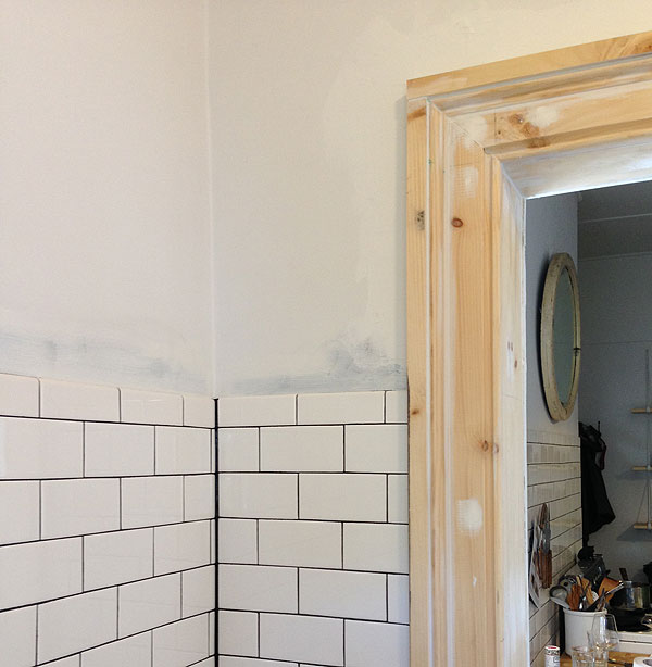 Tile Door Frame Amp Backyards Shower Picture How To Install