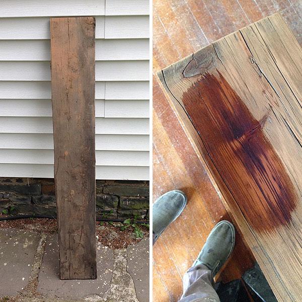 woodsealing