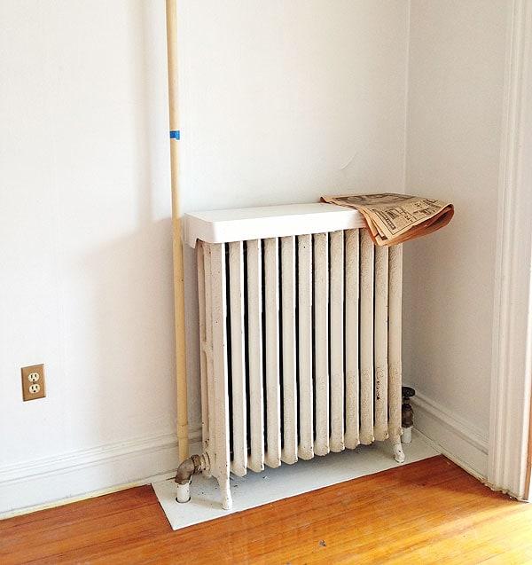 The Great Radiator Shuffle! | Manhattan Nest