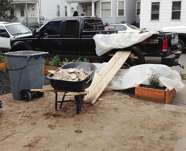 truckdumpster