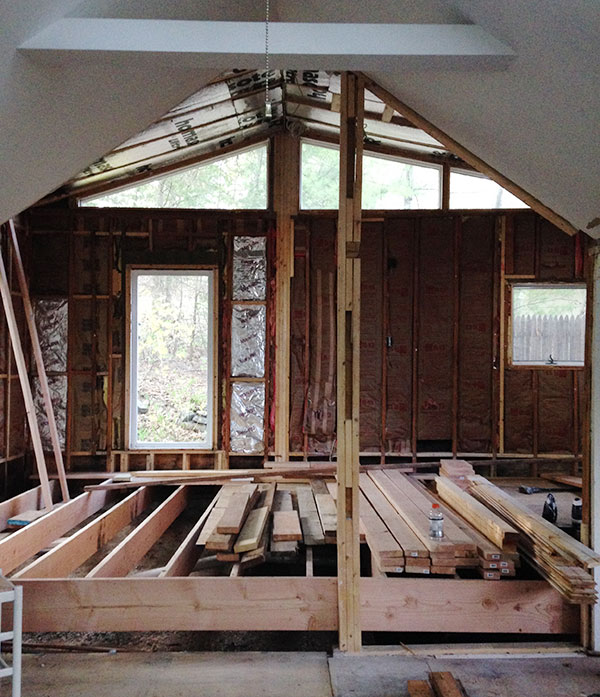 kitchendiningfloorframing