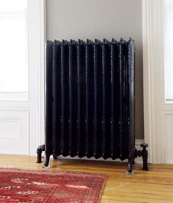 I painted the bedroom radiator  And it looks so handsome  Mmmmmm  mmmm. Painting the Bedroom Radiator    Manhattan Nest