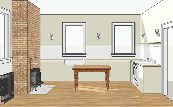Revised Kitchen Plans + Butler's Pantry Vibes | Daniel Kanter