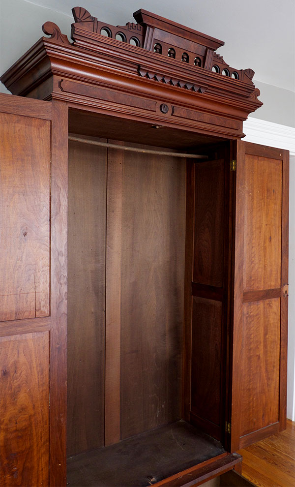 Small Projects: Huge Fabulous Antique Armoire Edition | Manhattan Nest