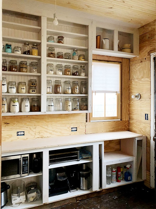How to Build Your Own Vintage-Style Cabinets | Manhattan Nest