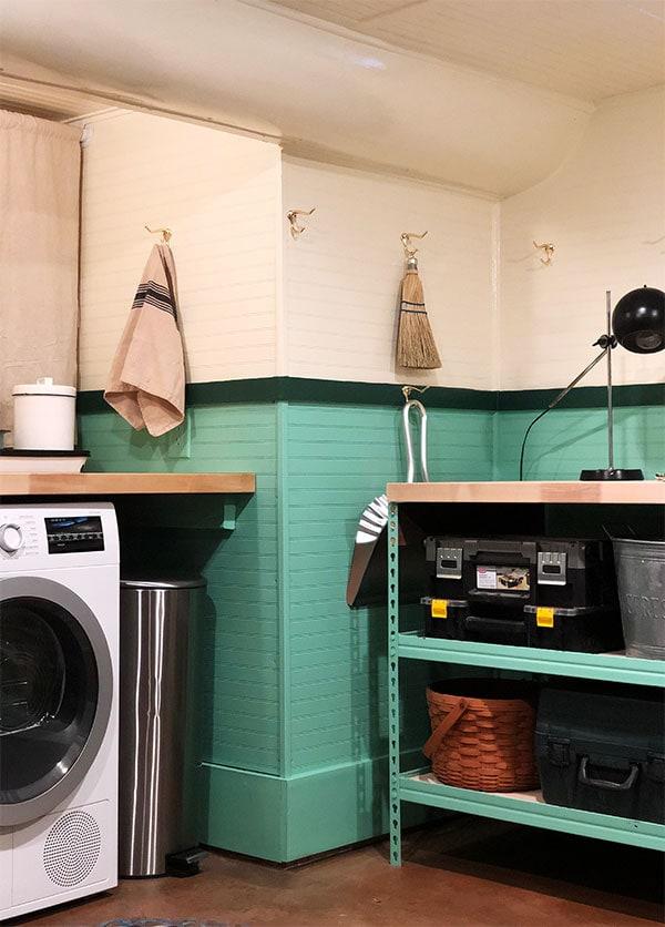 Laundry Room Don/'T Feel Like Folding Restart The Dryer Metal Tin Sign Bar New