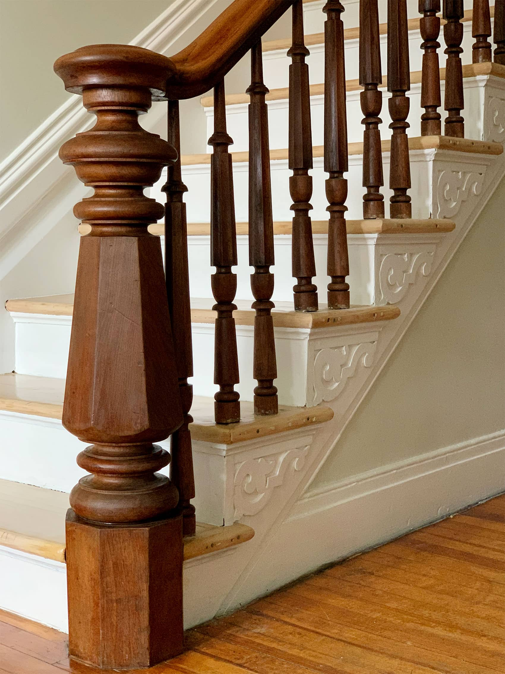 My Entryway And Stairs The Big Reveal Daniel Kanter