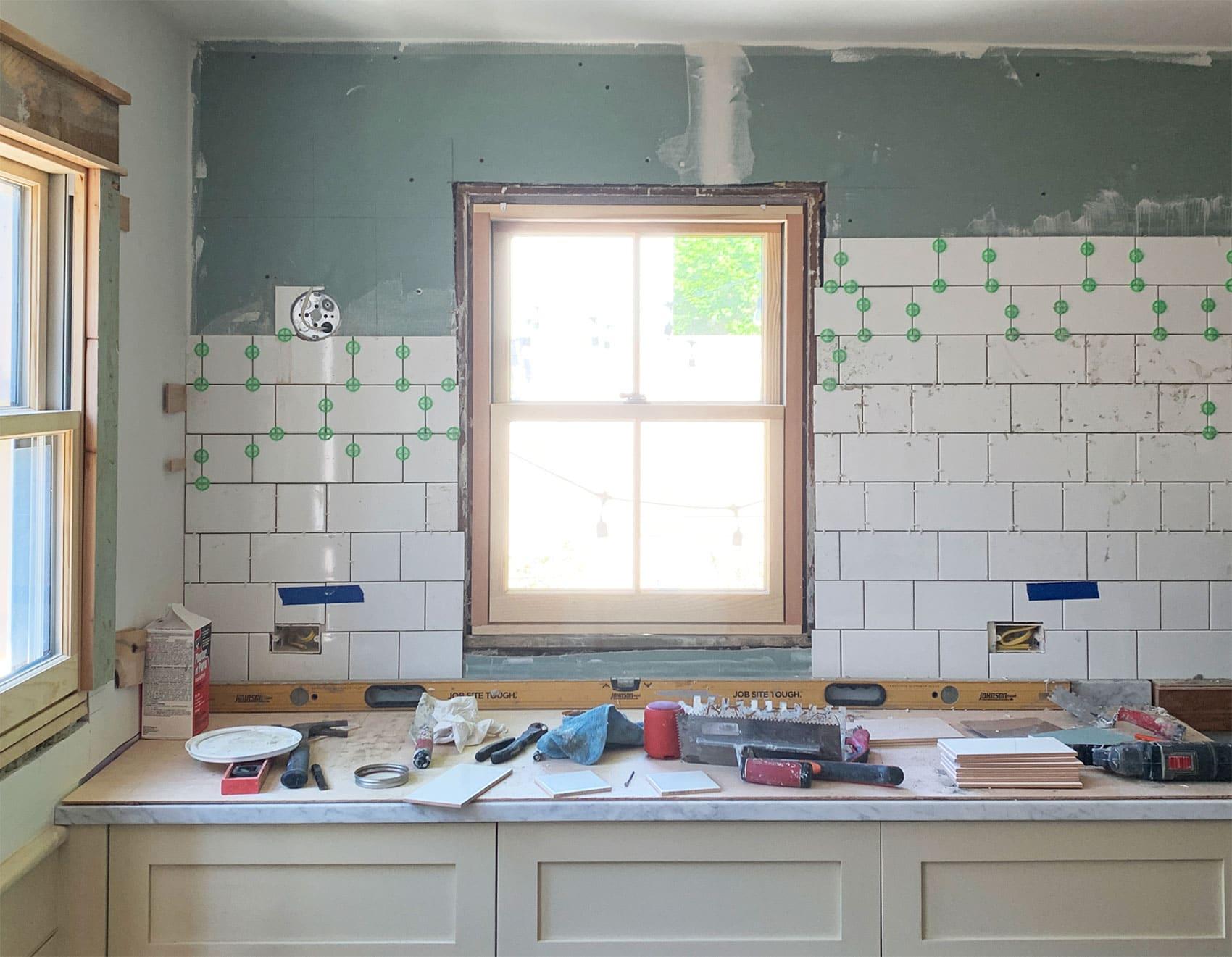 - Let's Tile A Backsplash! Daniel Kanter